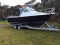 YOUNG CRAFT 7.5 ALUMINIUM FISHING VESSEL