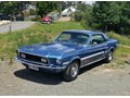 1968 FORD MUSTANG GT/CS California Special