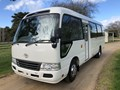 2007 TOYOTA COASTER BUS
