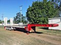 2011 HAULMARK DROP DECK TRIAXLE TRAILER
