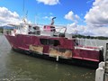 1980 CUSTOM LINE FISHING VESSEL