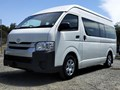 2015 TOYOTA HIACE COMMUTER BUS