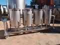 STAINLESS STEEL MIXING TANKS 250LT