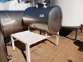 STAINLESS STEEL STORAGE TANK 800LT