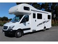 2013 MERCEDES-BENZ TALVOR 6 BERTH