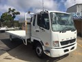 2017 FUSO FIGHTER FK62 1124