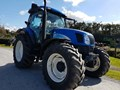 2005 NEW HOLLAND TS125A SUPER STEER