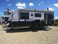 2018 ATLANTIC CARAVANS ENDEAVOUR 19'6 RD LTD