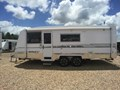 2014 OPTION RV TORNADO FAMILY VAN