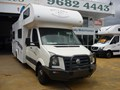 2011 VOLKSWAGEN CRAFTER AUTOMATIC