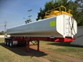 2010 TRISTAR INDUSTRIES WATER TANKER TRAILER