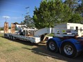 2009 TRT 4×8 WIDENING LOW LOADER & 2×8 DOLLY