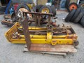 FORKLIFT TYNES WITH HYDRAULIC RAMS WRIGHTS TRACTORS PHONE 08 8323 8795