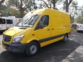 2014 MERCEDES-BENZ SPRINTER - MWB - HIGH ROOF