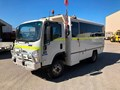 2012 ISUZU NPS300 18 Seat mine spec bus