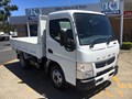 2018 FUSO CANTER 615