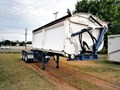 2016 DURAQUIP A-TRAILER SIDE TIPPER