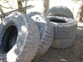 MICHELIN 17.5 X 25 SNOW TYRES
