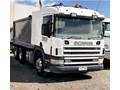 2005 SCANIA P124 TIPPER