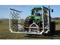 2019 RITCHIE 826G 6.0m Hyd folding chain harrows