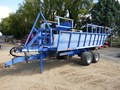 WEBBLINE 1200 Self Loading Bale Trailer 1200