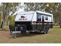 "2019 OTHER SALUTE CARAVANS SABRE 20FT 6"" SEMI OFF ROAD"