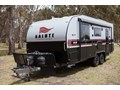 "2019 OTHER SALUTE CARAVANS AVALON 21FT 6"" FAMILY BUNK VAN"