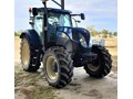 2010 NEW HOLLAND T6070 RANGE COMMAND