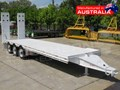 2020 INTERSTATE TRAILERS TRI AXLE Heavy Duty Tag Trailer Up to 28 Ton ATM