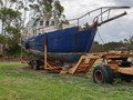 1984 COMMERCIAL FISHING BOAT
