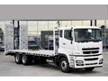 2018 FUSO FV54 Beavertail
