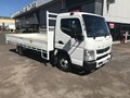 2013 FUSO CANTER 515 WIDE CANTER 515 STEEL TABLETOP