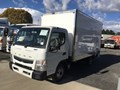 2018 FUSO CANTER 515