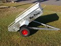 TUFF TIPPER ATV Ride-On Mower Trailer