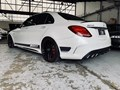 2015 MERCEDES-BENZ C63 W205 AMG S Sedan 4dr SPEEDSHIFT 7sp 4.0TT Mar