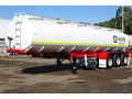 2019 ACTION TRI AXLE TANKER TRAILER