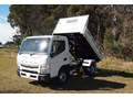 2019 FUSO CANTER 815 DUONIC FACTORY TIPPER