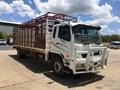 2011 FUSO FIGHTER 1627 16Tonne 9 SPEED.LEADER CRATE.