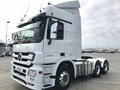 2015 MERCEDES-BENZ ACTROS 2660 V8 Sleeper