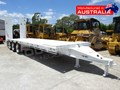 2020 INTERSTATE TRAILERS TRI AXLE 28 Ton Tag Trailer Standard