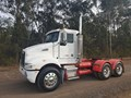 KENWORTH T350 CAT C12