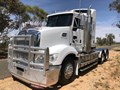 2015 KENWORTH T609 Fuel Spec