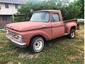 1964 FORD F100 STEPSIDE SWB