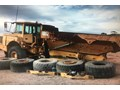 VOLVO ARTICULATED DUMP TRUCK VOLVO A25D