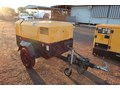 2000 INGERSOLL-RAND P130WD MOBILE DIESEL COMPRESSOR