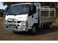 2018 HINO 300 SERIES - 616 MEDIUM AUTO TRADE ACE