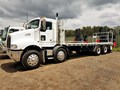 2007 KENWORTH T350 8X4, AUTO, FITTED WITH MOFFETT
