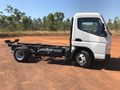 2018 FUSO CANTER 515 NARROW