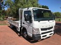 2014 FUSO CANTER 515 wide cab