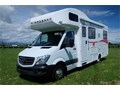 2017 MERCEDES-BENZ SPRINTER WINNEBAGO BALMORAL